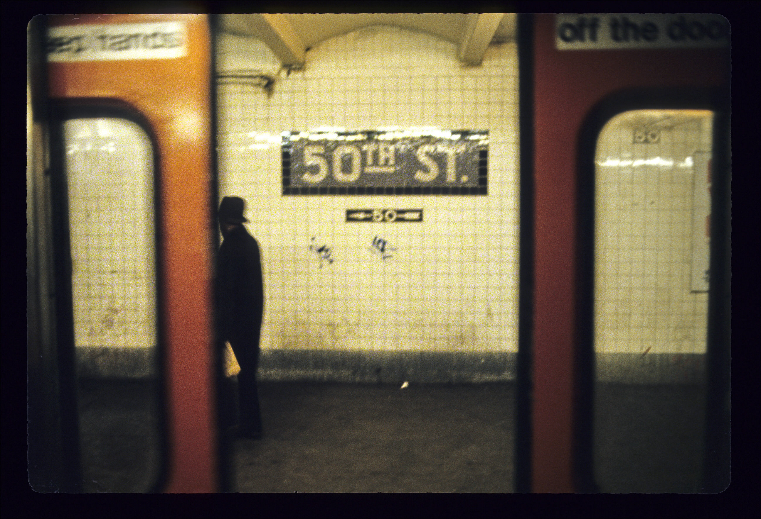 Hell on Wheels, Subway New York, 1977-1984 © by Willy Spiller