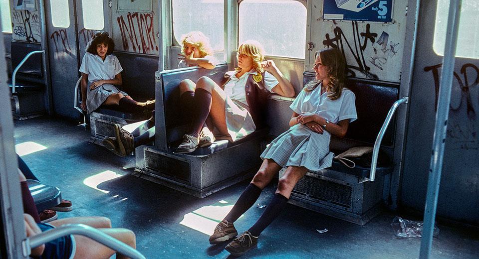 Sex in ny subway - 3 part 1