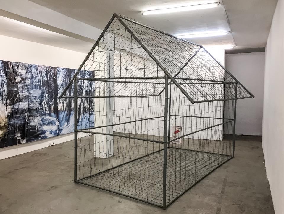 Florian Huber Installation Elektrohaus