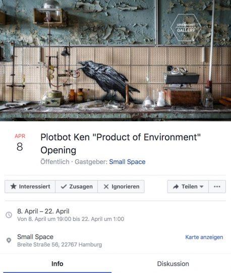 "Plotbot Ken ""Product of Environment"" Opening"