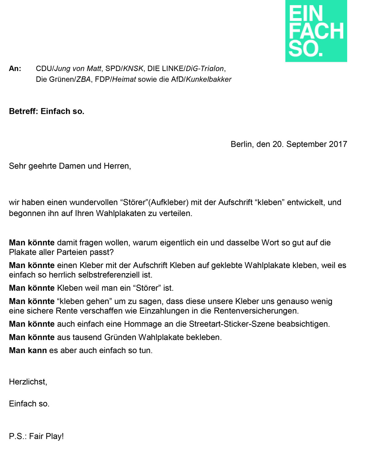 kleben_Offener-Brief-an-die-Parteien-und-Ihre-Agenturen