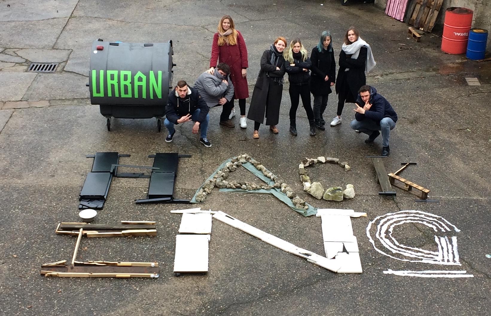 UrbanHackingGang-Mannheim