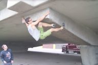 free-climber