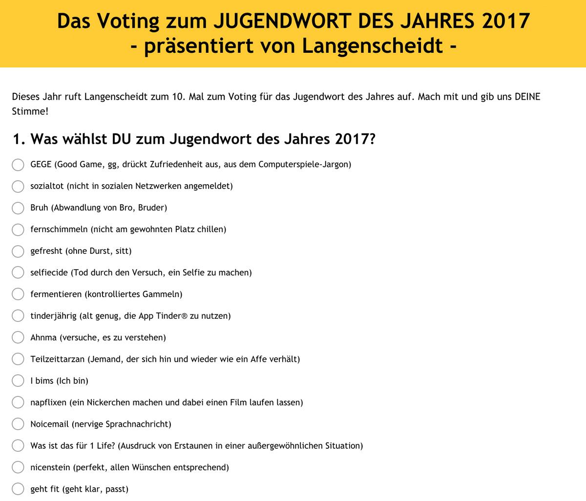 jugendwort-2017