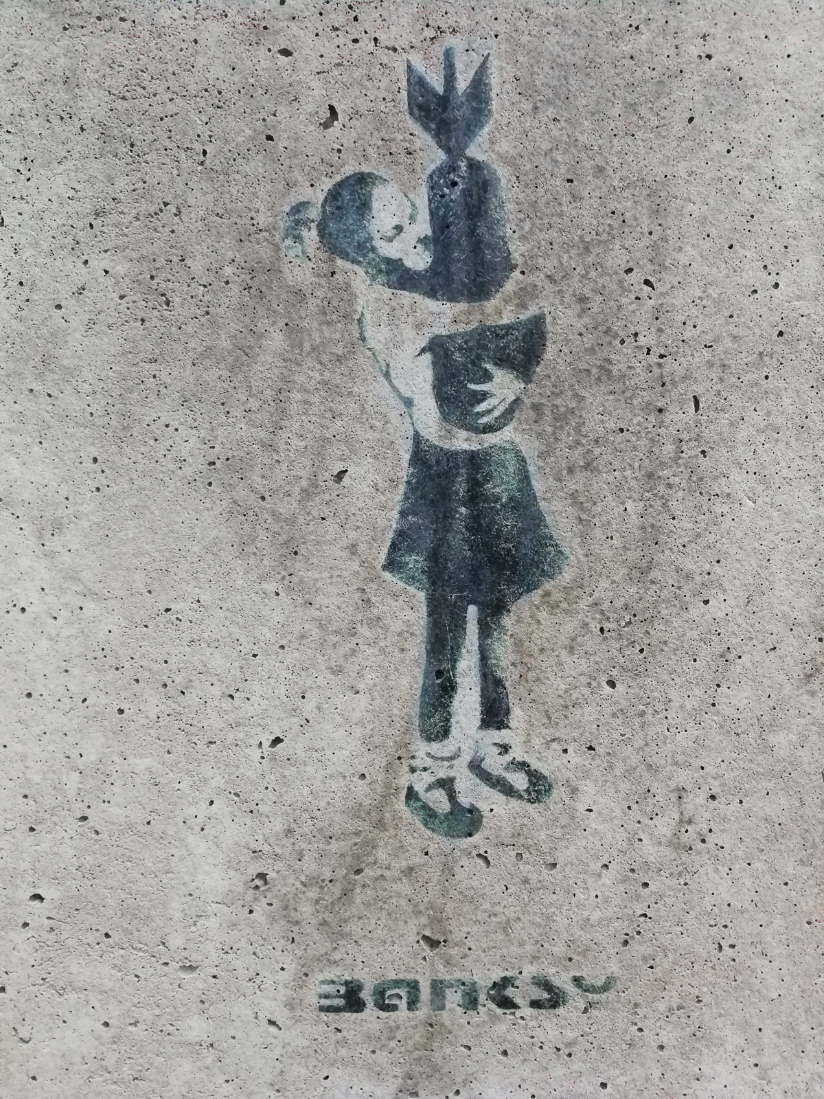 banksy berlin ausstellung
