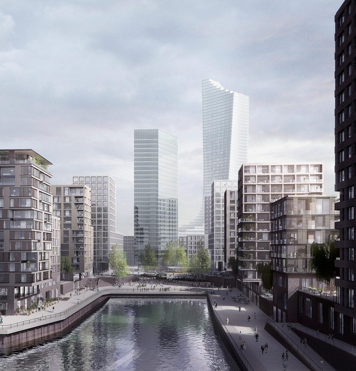 Hamburg Bekommt Ein 235 Meter Hohes Hochhaus